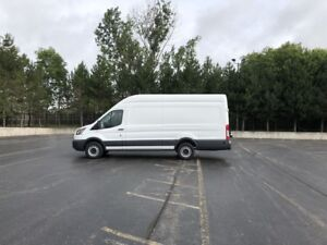 2016 Ford TRANSIT EL 250 HIGH ROOF  RWD