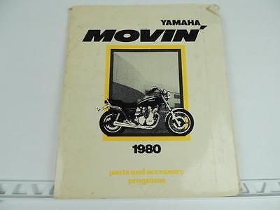 1980 Yamaha Dealer Parts And Accessories Programs And Photos Brochures L1002