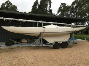 Dragon keelboat Paynesville East Gippsland Preview