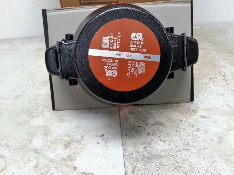 ESL 824E-H Air Duct Smoke Detector