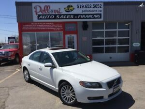 2007 Volvo S80 I6 3.2L LEATHER+SUNROOF IMMACULATE CONDITION