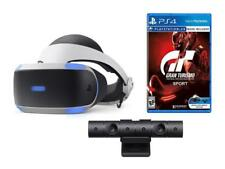 NEW Playstation 4 VR Headset Gran Turismo Sport and Camera PSVR Bundle