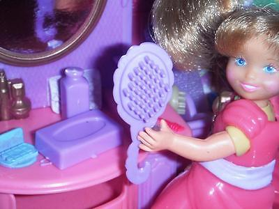 Barbie Tissue Box Powder and Brush Lot fits Fisher Price Loving Family Dollhouse