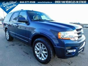 2015 Ford Expedition Limited 4WD   Leather