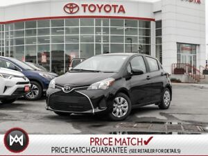 2015 Toyota Yaris LE POWER GROUP, KEYLESS, CRUISE LOW LOW MILEAG