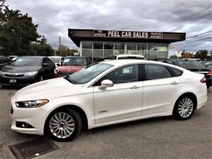 2015 Ford Fusion SE Hybrid|LEATHER|REARVIEW|