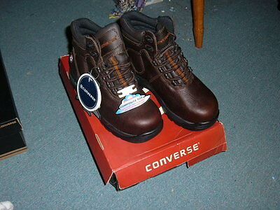 Converse Composite Toe Shoes - Converse Work Boot Electrical Composite Toe C755 Women size 7.5, C7755 Men 5.5