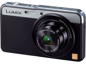 New panasonic classic old design slim digital camera lumix for Lumix classic