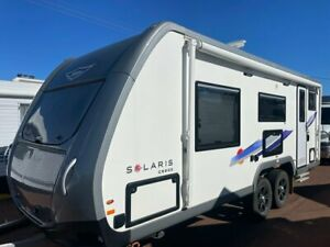 2018 Jurgens Solaris Caravan St James Victoria Park Area Preview