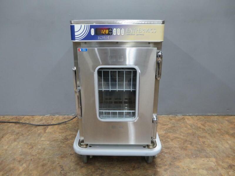 Enthermics Fluid Warming Cabinet EC340L 3.4 cu ft W/ Baskets & Warranty pedigo
