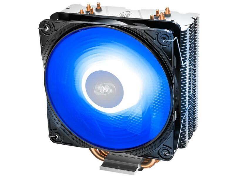 Deepcool GAMMAXX 400 V2(Blue) 120mm Hydro Bearing CPU Cooler