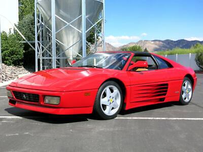 1990 Ferrari 348TS Targa 1990 Ferrari 348TS Targa