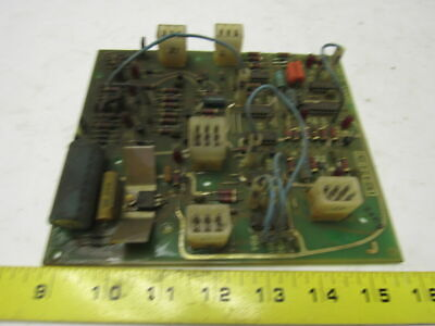Lincoln Electric L-6242-1 Na-5 Automatic Wire Feeder Logic Circuit Board