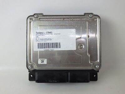 03l906018qh ECU ENGINE CONTROL UNIT AUDI Q3 (8U) 2.0 TDI quattro 103 kw 140 PS