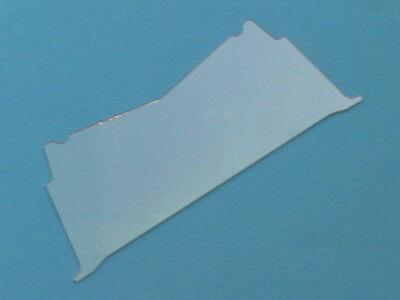 Windschutzscheibe 2mm Polycarbonat für den Axial Wraith  CNC gefräst NEU
