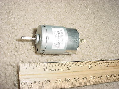 Small Dc Electric Motor 12- 24 Vdc 8400 Rpm 800 Ma M67