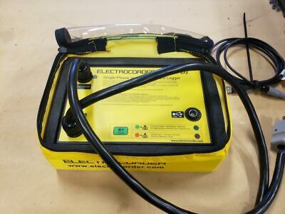 Electrocorder Al-2va Single Phase Current Voltage Data Logger Usb