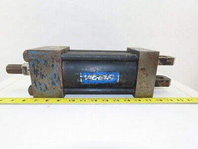 Vickers 3.25 Bore 5 Stroke 3000 Psi Hydraulic Cylinder