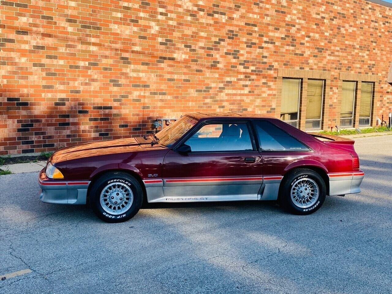 1989 Ford Mustang GT 2dr Hatchback | eBay
