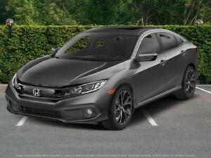 2019 Honda Civic Sedan Sedan Sport CVT