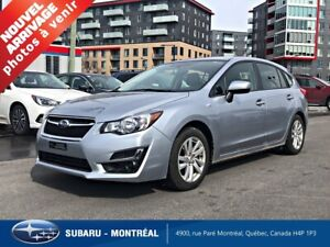 2016 Subaru Impreza Touring Hatchback Lease return, very low mil