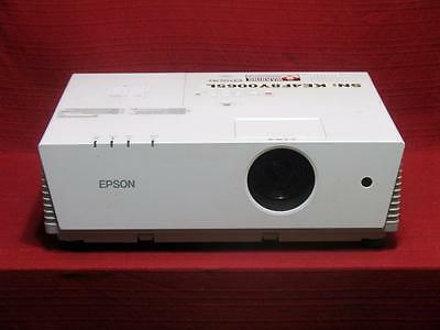 EPSON EMP-6110 HOME THEATER 3 LCD VIDEO PROJECTOR - Excellent cond. no remote