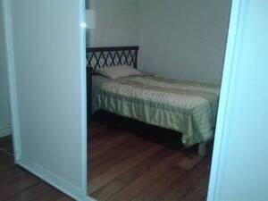 MASCOT - LARGE FURNISHED DOUBLE ROOM FOR FEMALE Mascot Rockdale Area Preview
