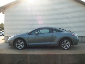 2007 Mitsubishi Eclipse AUTOMATIC SPORT COUPE NICE HANDLING CAR
