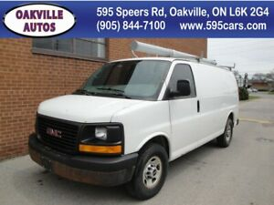 2011 Gmc Savana Dual Fuel Gas & Propane