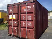 20ft shipping container Mackay 4740 Mackay City Preview