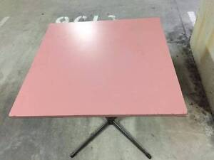 pink square side table North Strathfield Canada Bay Area Preview