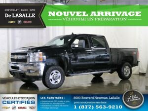 2011 Chevrolet Silverado 2500HD LT Perfect for contractors