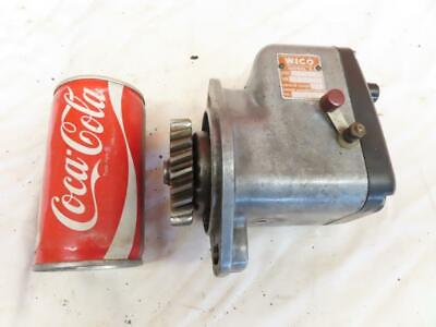 Good Used Vintage Wisconsin Te Tf Th Thd Wico Xh-2531c Magneto 2 Cylinder Hot