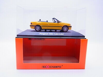 66350 | Maxichamps 940112831 Peugeot 306 Cabriolet 1998 Modellauto 1:43 NEU OVP segunda mano  Embacar hacia Spain