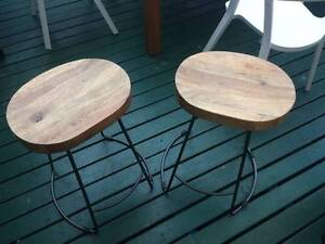 Freedom 61cm Tractor Stools x 2 Milton Brisbane North West Preview