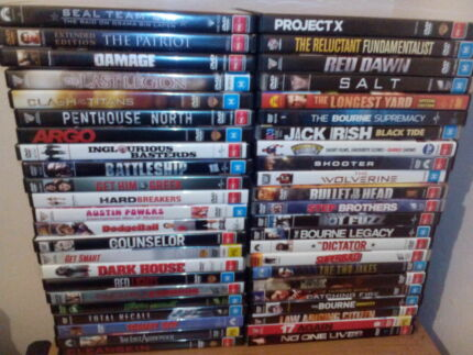 Selling guniune DVD,s $3.00 each Rockingham Rockingham Area Preview