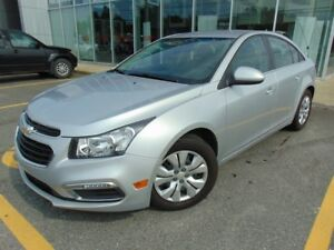 2016 Chevrolet Cruze LT LIMITED AUTOMATIQUE BLUETOOTH 36 000KM