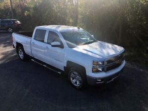 2015 Chevrolet Silverado 1500 LT With 6 1/2 foot box