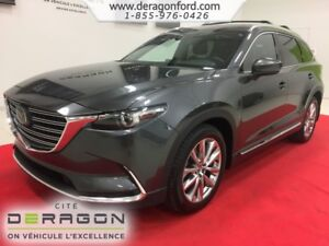 2016 Mazda CX-9 SIGNATURE NAV TOIT OUVRANT BOSE MAGS 20P 7 PASS.