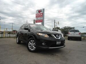 2016 Nissan Rogue AWD NAVIGATION,LOW MILAGE  4 CYLINDER 5 PASSEN
