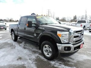 2014 Ford F-250 XLT. Diesel. 4X4. Loaded