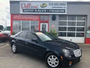 2007 Cadillac CTS LEATHER, SUNROOF