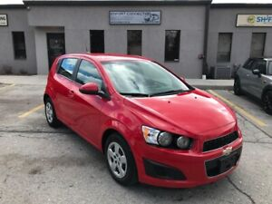 2014 Chevrolet Sonic LS,BLUETOOTH,A/C,NO ACCIDENTS