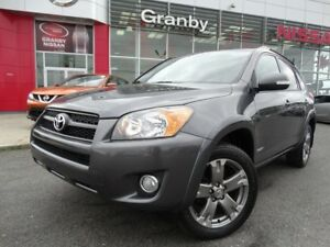 2009 Toyota RAV4 SPORT/4X4/TOIT OUVRANT/CRUISE CONTROL/MAGS