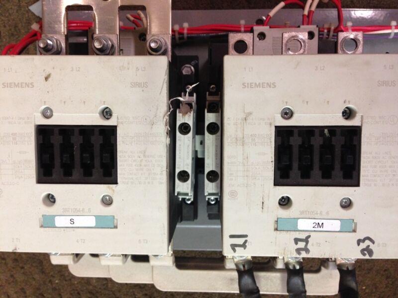 Siemens Reversing Contactor