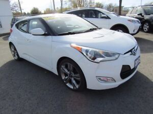 2012 Hyundai Veloster w/Tech package