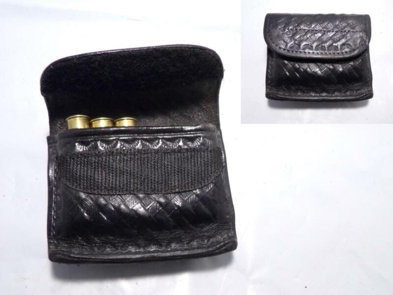 C321-1 HUME PD/FIRE EMT Surgical Glove Case or Carry .410 Shotshells ID & Money