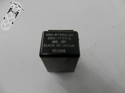 Yamaha XJR 1200 And XJR 1300 Cable Loom Relay Omron 4BH8195A-00