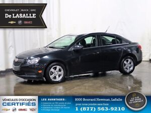 2013 Chevrolet Cruze LT Turbo Well Maintained, Owned Once..!