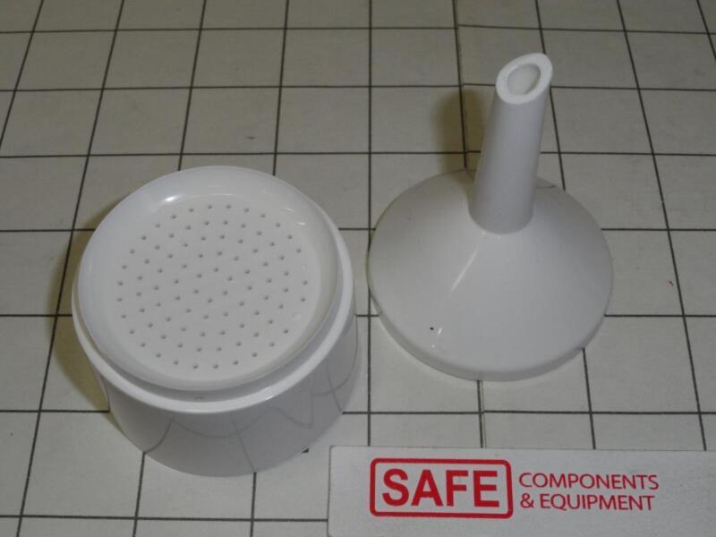 Nalgene™ Buchner Funnel 55mm Filter NEW 4280-0550 Thermo Scientific QTY-1 MM-447